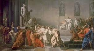 uciderea lui Cezar