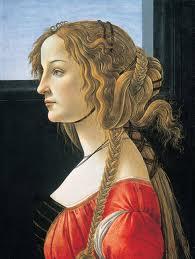 femeia in perioada renasterii