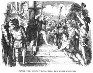 Petru Ermitul cruciada