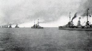 primul razboi mondial - batalii navale