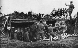 primul razboi mondial - soldati sarbi