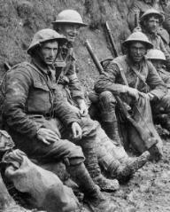 primul razboi mondial - soldati