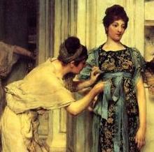 femeie romana