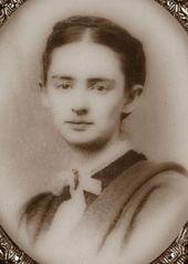 Olivia_Langdon_Clemens, sotia lui Mark Twain