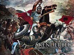 Skanderbeg erou albanez