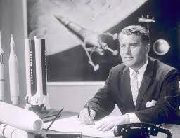 Wernher von Braun- inginer german - rachete