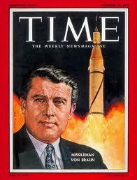 Wernher von Braun - Time