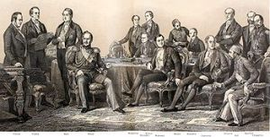 Congresul de la Paris_1856