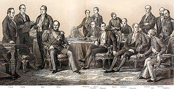 Congresul de la Paris_1856