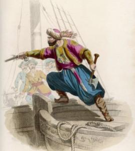 pirat otoman