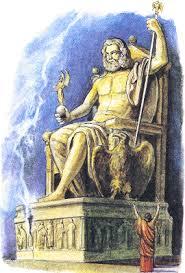 zeus mitologie
