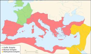 imperiul de la Palmyra