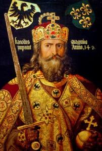 carol cel mare charlemagne