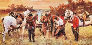 militari romani razboiul de independenta