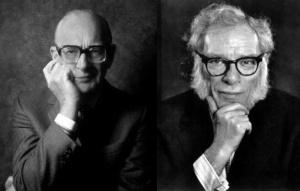 arthur clark si  Isaac Asimov
