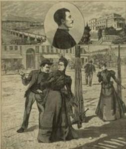 Luigi Lucheni, asasinul imparatesei Austriei Elisabeta (Sisi)