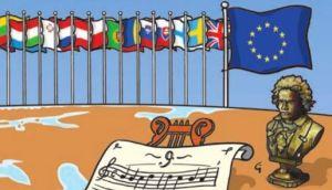 Uniunea Europeana simboluri