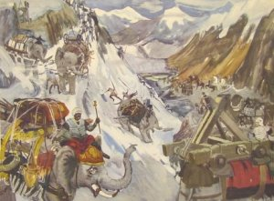 hannibal alpi