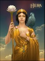 Hera zeita regina