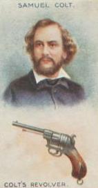 samuel colt revolver