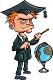 profesor caricatura