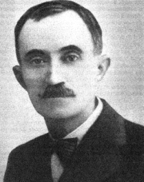 George Bacovia portret