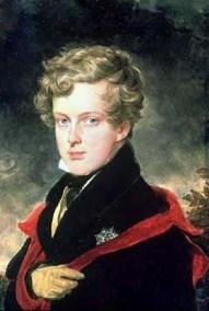 Napoleon II duce de Reichstadt