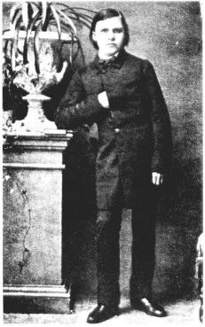 Nietzsche-Young Man