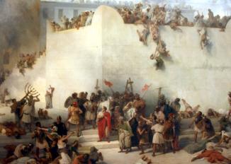 Distrugerea Ierusalimului (II)