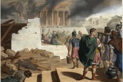 Distrugerea Ierusalimului (I)