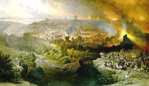 Distrugerea Ierusalimului (III)