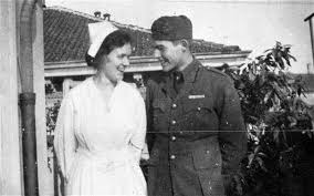 Ernest Hemingway and Agnes von Kurowsky