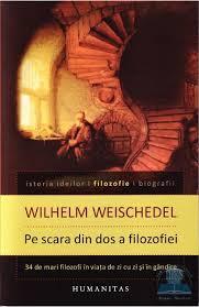 Wilhelm Weischedel,Pe scara din dos a filozofiei