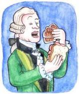 sandwich inventie conte
