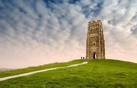 Legenda Glastonbury Tor.