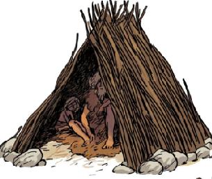 casa din preistorie