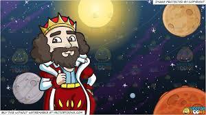 regele si sistemul solar