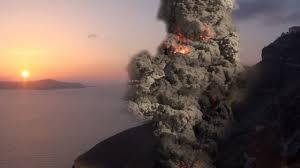 Misterul unui dezastru: insula Santorini