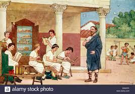 Jocurile copiilor in roma antica